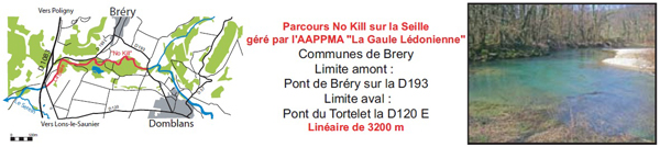 Parcour No Kill sur la seille